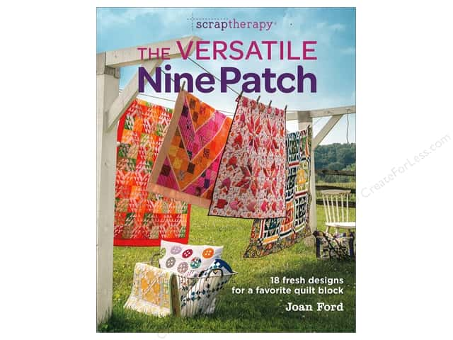Taunton Press The Versatile Nine Patch Book
