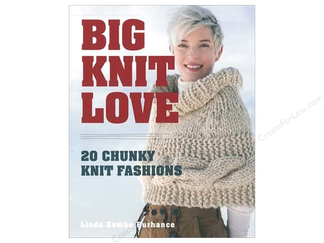 Taunton Press Big Knit Love Book