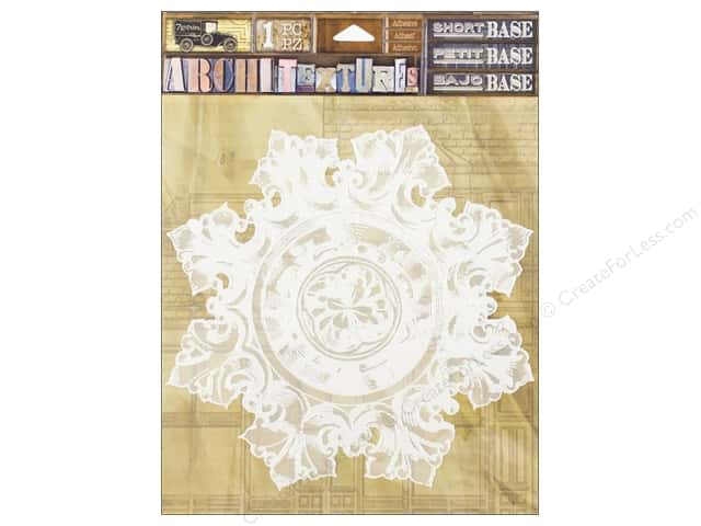 7 Gypsies Collection Architextures Short Base Medallion