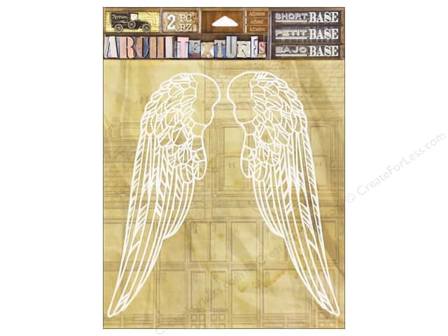 7 Gypsies Collection Architextures Short Base Wings