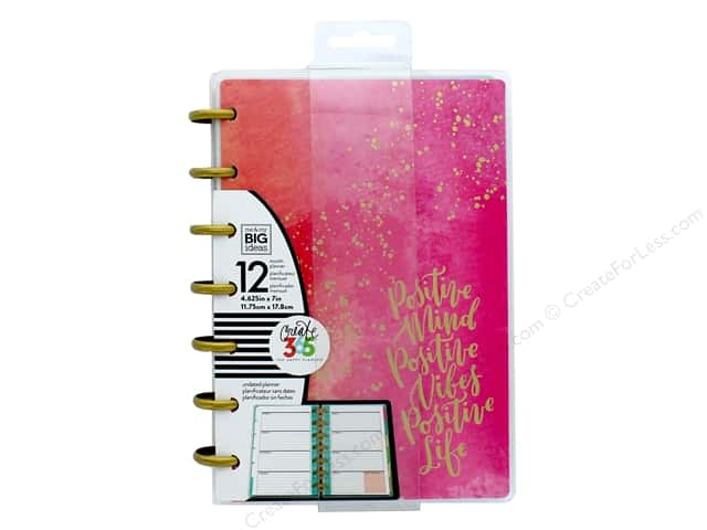 Me & My Big Ideas Create 365 The Happy Planner - Mini Live Loud