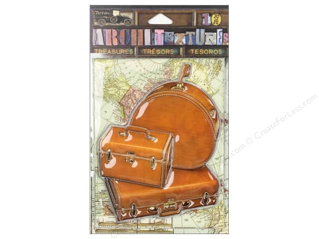 7 Gypsies Collection Architextures Treasures Travel Luggage