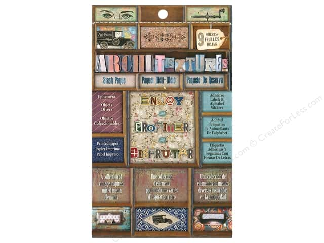 7 Gypsies Collection Architextures Stash Paque Enjoy