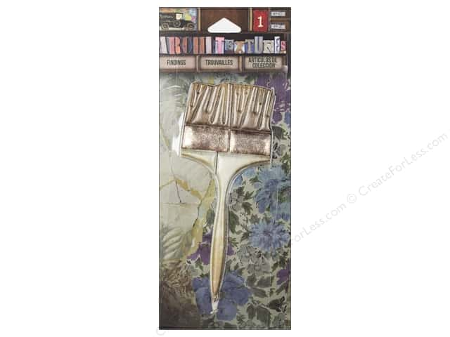 7 Gypsies Collection Architextures Findings Old Paint Brush