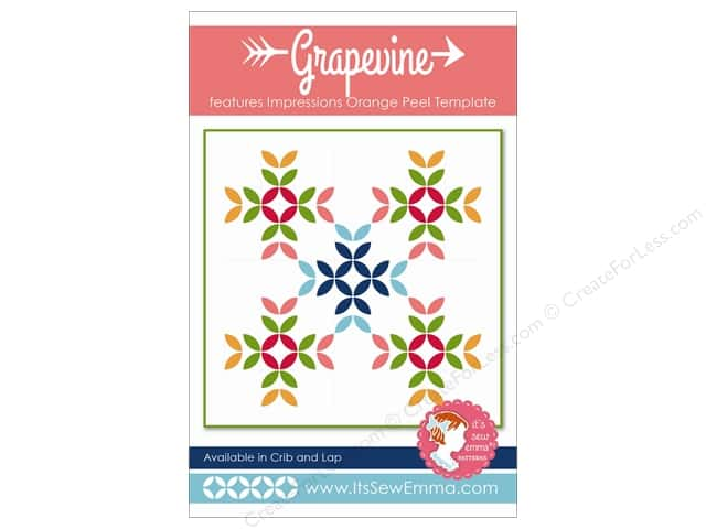 It's Sew Emma Grapevine Pattern