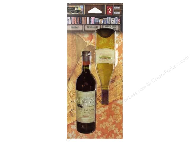 7 Gypsies Collection Architextures Findings Wine Bottles