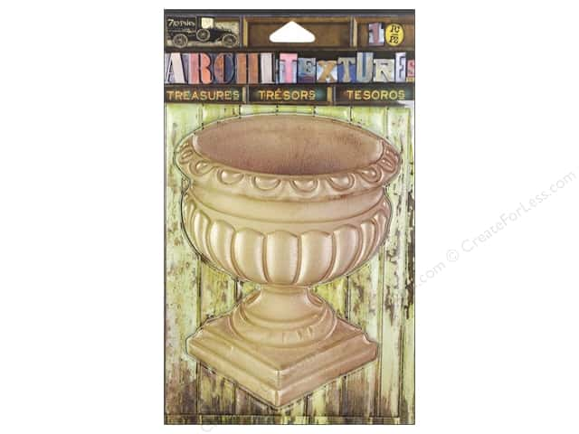 7 Gypsies Collection Architextures Treasures Concrete Urn