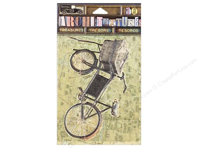 7 Gypsies Collection Architextures Treasures Vintage Market Bicycle
