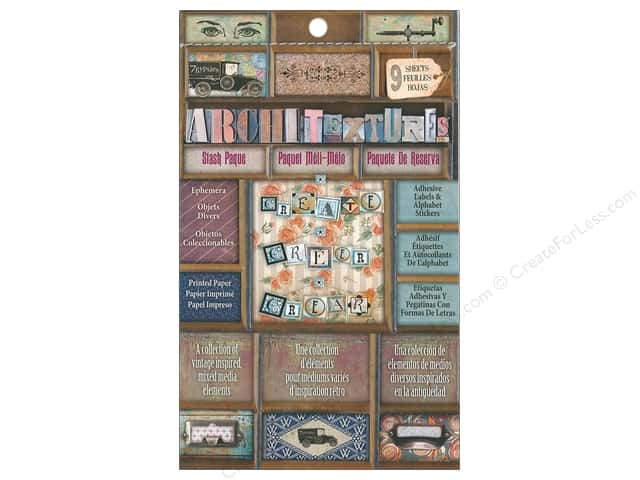 7 Gypsies Collection Architextures Stash Paque Create