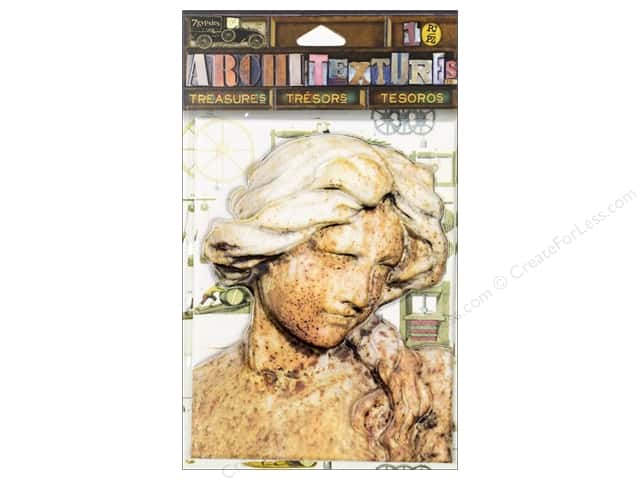 7 Gypsies Collection Architextures Treasures Weather Lady Statue