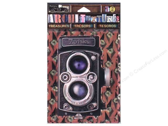 7 Gypsies Collection Architextures Treasures Camera