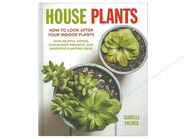 House Plants Book by Isabelle Palmer