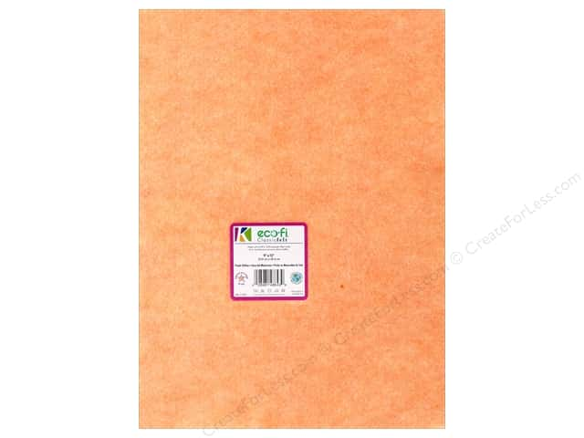 Kunin Felt 9 x 12 in. Peach Chiffon (24 pieces)