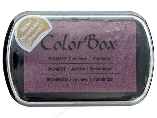Colorbox Full Size Pigment Inkpad Romantic
