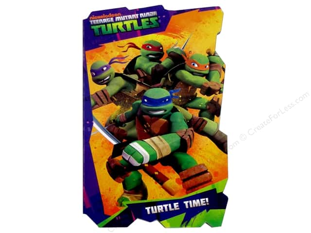 Bendon Teenage Mutant Ninja Turtles Board Book