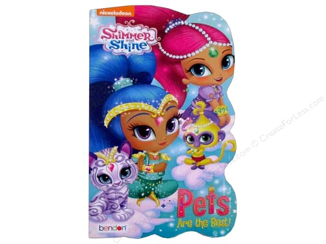 Bendon Shimmer & Shine Board Book