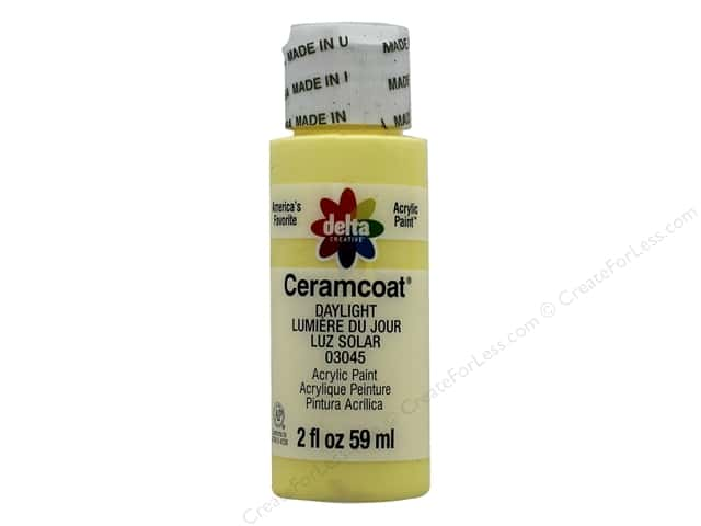 Delta Ceramcoat Acrylic Paint 2 oz. #3045 Daylight