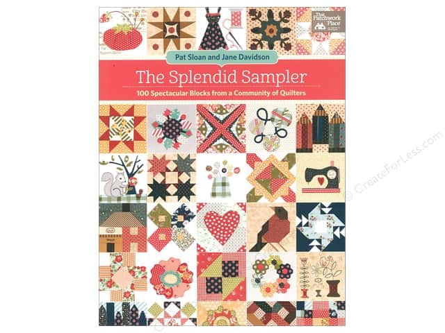 That Patchwork Place The Splendid Sampler Book