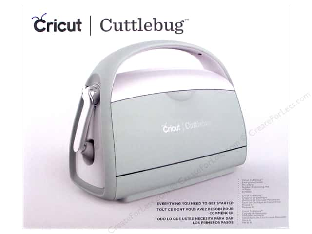 Cricut Cuttlebug Machine V3 Mint