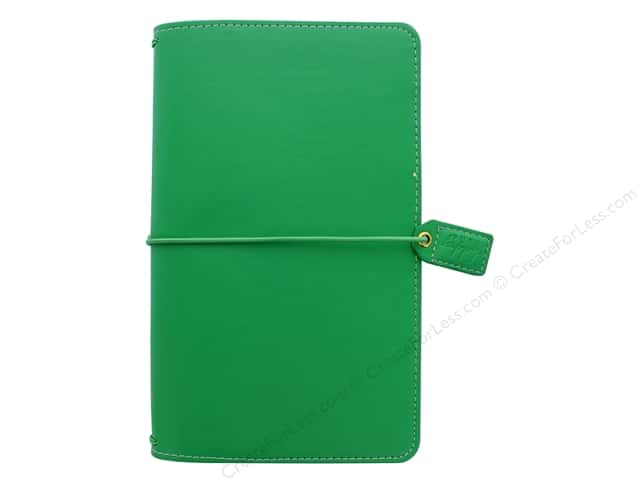 Webster's Pages Color Crush Planner Traveler Summer Green Book Wrap
