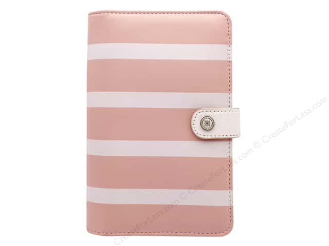 Webster's Pages Color Crush Planner Personal Blush Stripe Book Wrap