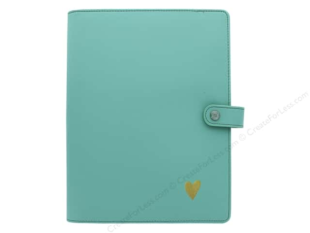 Webster's Pages Color Crush Planner Composition Light Teal Book Wrap