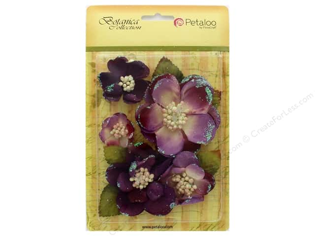 Petaloo Botanica Collection Magnolia Mix Lavender/Purple