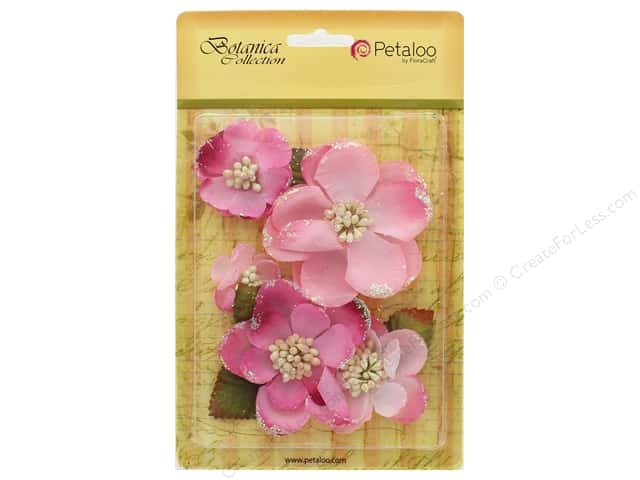 Petaloo Botanica Collection Magnolia Mix Soft Pink