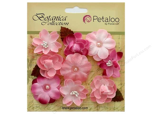 Petaloo Botanica Collection Baby Blooms Soft Pink