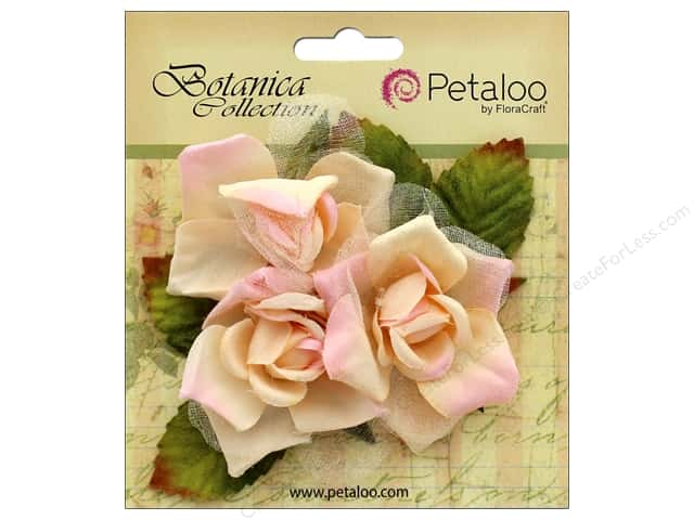 Petaloo Botanica Collection Fairy Rose Bud Guava