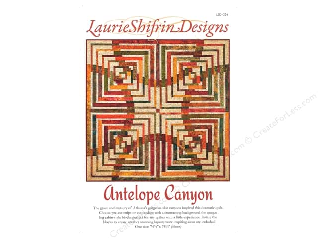 Laurie Shifrin Antelope Canyon Pattern