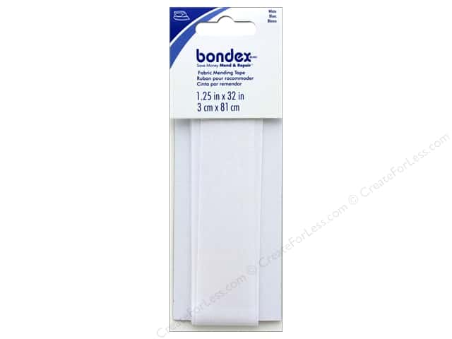 Bondex Iron On Patch 5 x 7 in. White 2 pc.