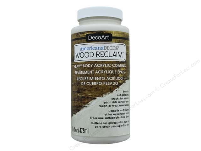 DecoArt Americana Decor Wood Reclaim 16oz