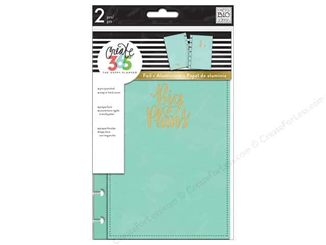 Me & My Big Ideas Create 365 Happy Planner Snap-In Cover - Mini Big Plans