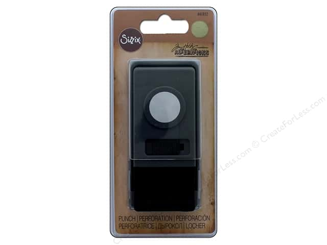 "Sizzix Paper Punch Tim Holtz Medium .75"" Circle"