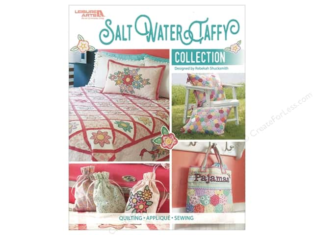 Salt Water Taffy Collection Book
