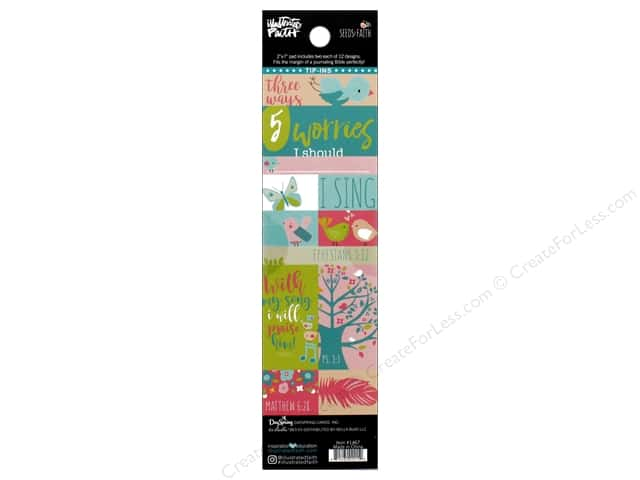 Bella Blvd Collection Seeds Of Faith Tip-Ins