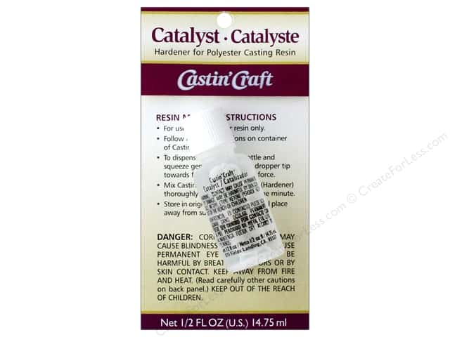 Castin'Craft Catalyst 0.5oz Carded