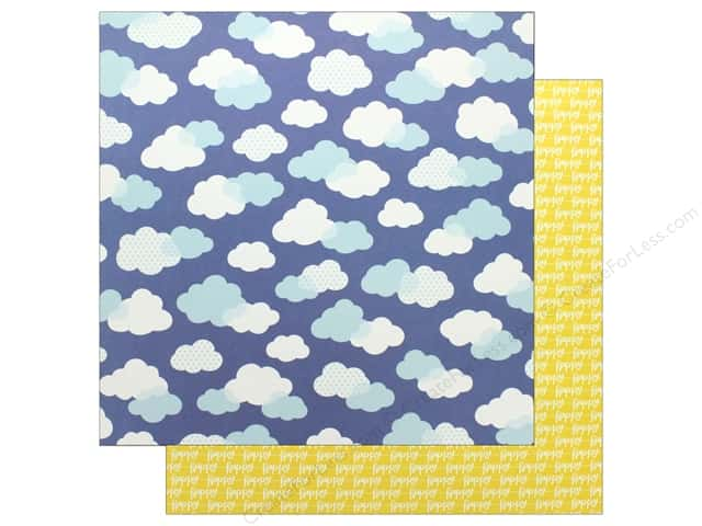 "Pebbles Collection Sunshiny Days Paper 12""x 12"" Daydream (25 pieces)"