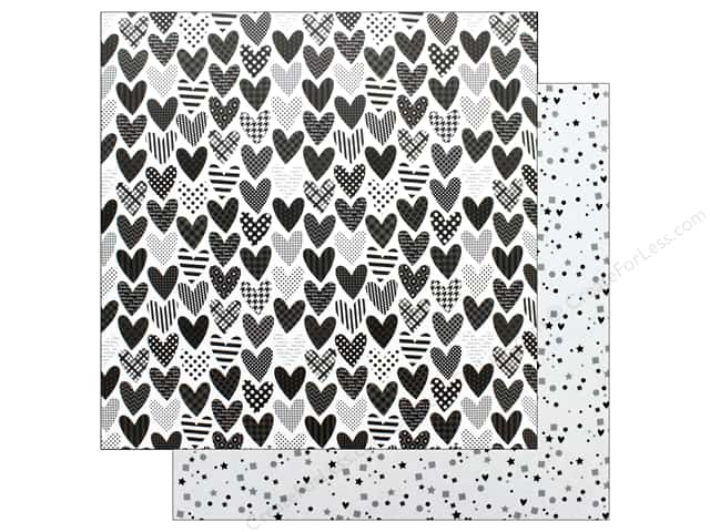 """Doodlebug Collection Hats Off Paper 12""""x 12"""" Party Hearty (25 pieces)"""