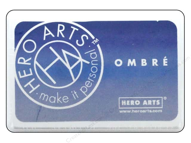 Hero Arts Ink Pad Ombre Soft Sky To Indigo