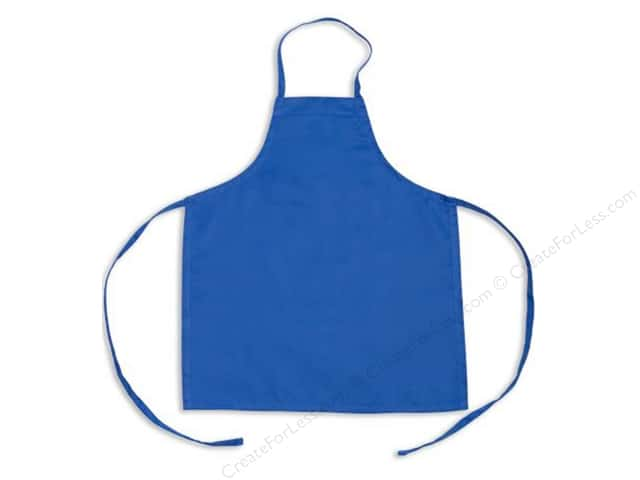 KNG Child's Apron Small Royal Blue