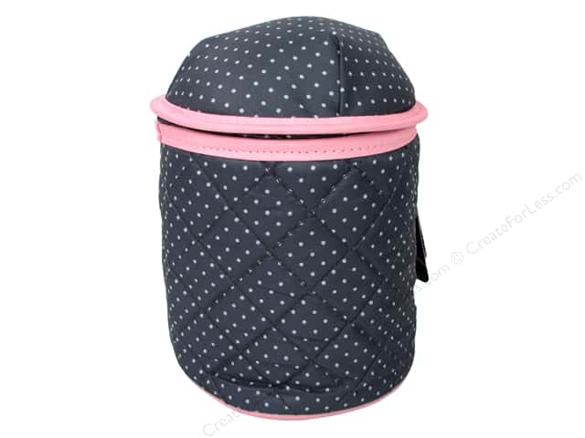 Everything Mary Tool Caddy With Pin Cushion Pink/Grey