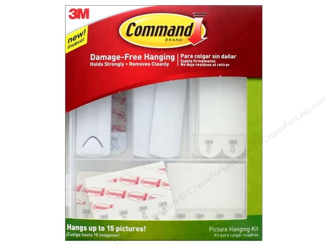 Command Adhesive Picture Hanger Kit