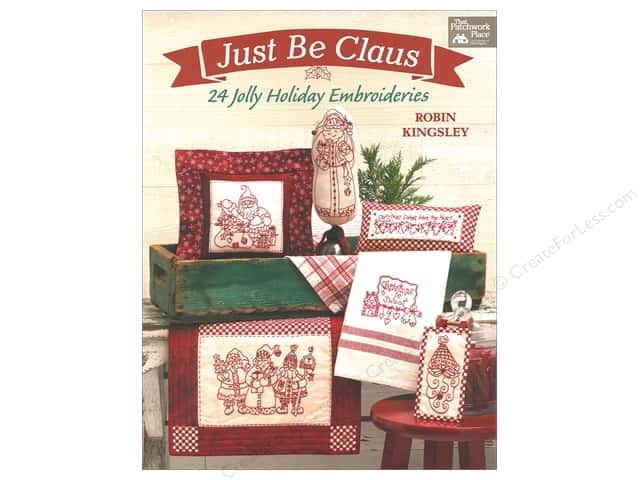 That Patchwork Place Just Be Claus Book