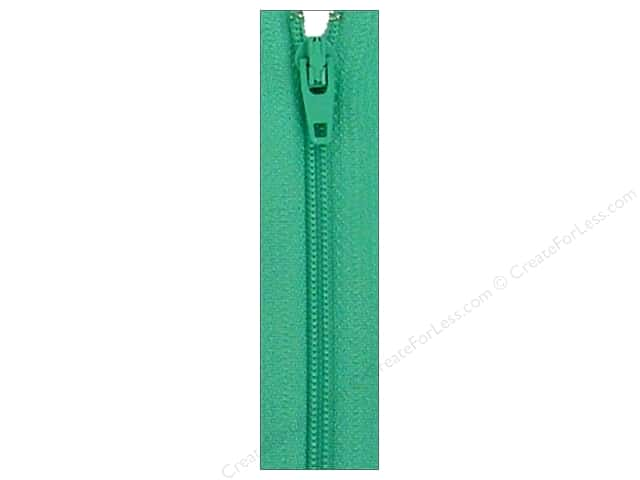 Atkinson Designs Zipper by YKK 22 in. Tahiti Teal (6 pieces)