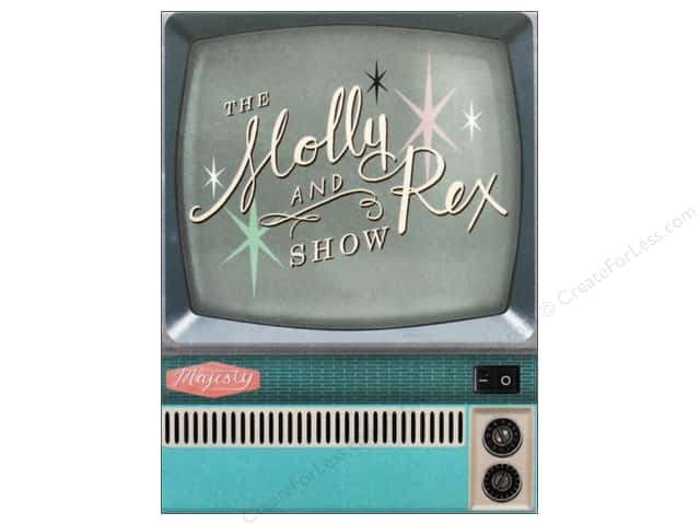 Molly & Rex Note Yesteryear Pocket Pad TV
