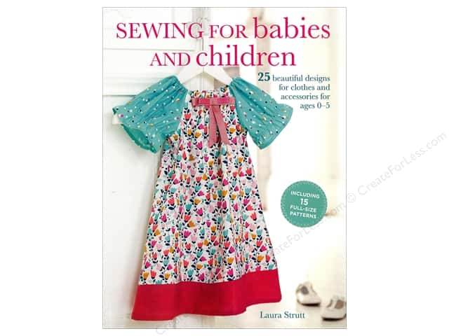 Sewing for Babies and Children Book