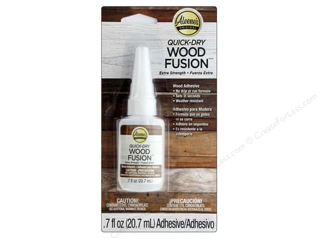 Aleene's Specialty Quick Dry Wood Fusion .70oz