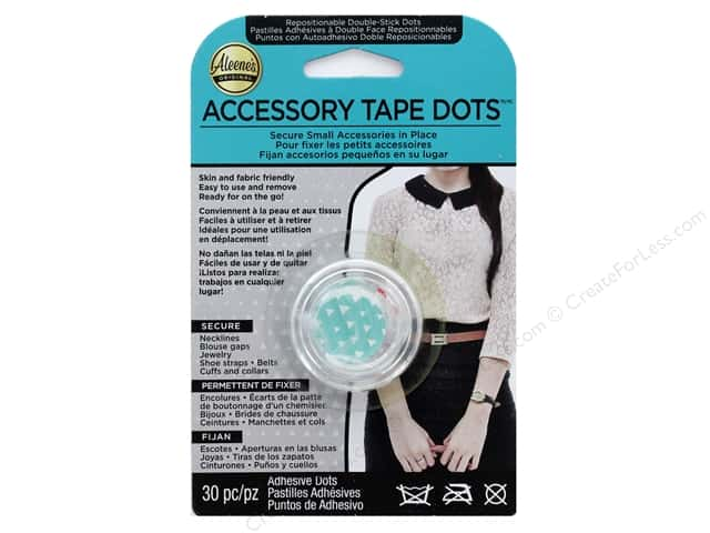 Aleene's Specialty Accessory Tape Dots 30pc